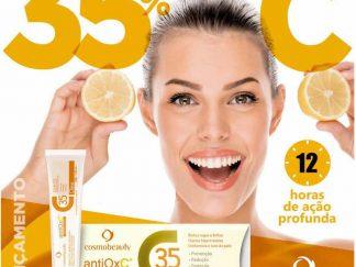 Antiox C 35 Clinic Creme Antienvelhecimento