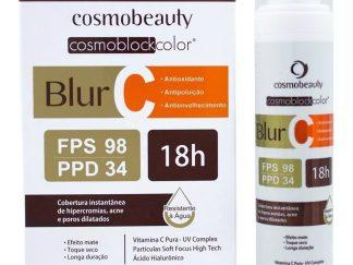Blur C Base Corretiva FPS 98 com Vitamina C