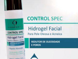 Control Spec - Gel Hidratante Reduz Oleosidade e Poros